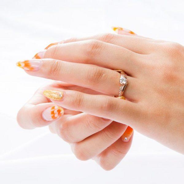 新潟で人気の結婚指輪と婚約指輪 BROOCH Makana(マカナ)| ハワイアンジュエリーの婚約指輪は新潟の花嫁に人気