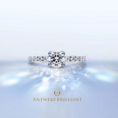 美しいダイヤモンドはANTWERP BILLIANT