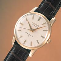 精巧で正確、美しく日本の美意識を取り入れた国産腕時計の初代グランドセイコー