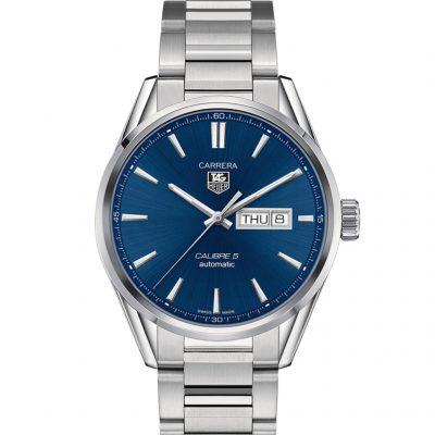 青文字盤がカッコイイお返しとしておすすめなTAGHeuer(タグ・ホイヤー)の腕時計