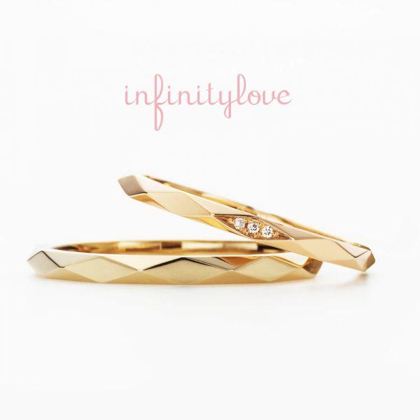 かわいい結婚指輪を探すならBROOCH