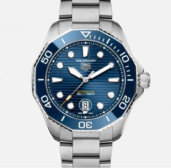 新潟で人気のタグ・ホイヤーアクアレーサープロフェッショナル300新作腕時計