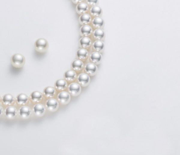 花嫁様に必要な真珠ネックレス