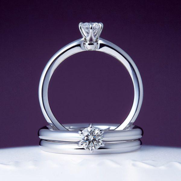 王道婚約指輪は俄