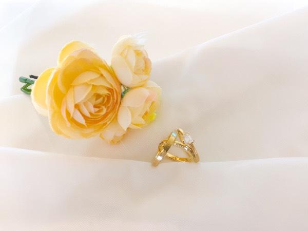ORECCHIOのセットリング!アンティークデザインが決め手の結婚指輪