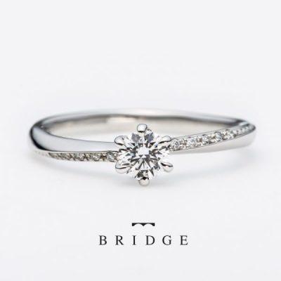 上品で美しいBRIDGE